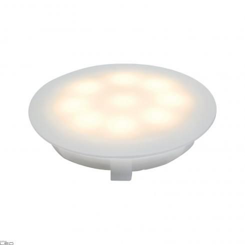 UpDownlight LED 3000K 1W satyna