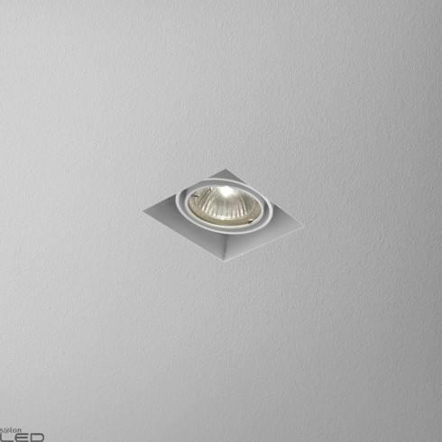 AQFORM SQUARES 50x1 trimless wpuszczany 12V 35511-0000-T8-PH