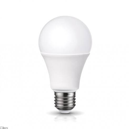 Bulb E27 ORO P60 50LED Plata warm-white