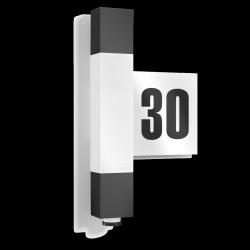 Steinel 630 kinkiet z podświetlanym numerem 8,3W czujnik