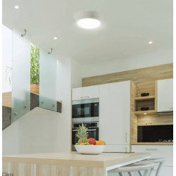 BPM VOLCANO 10065 LED 16,3W plaster recessed
