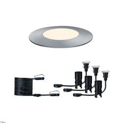 Paulmann Plug&Shine Zestaw do rozbudowy, podłogowy Mini 3x2,5W