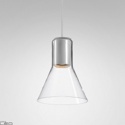 AQFORM MODERN GLASS Flared GU10 suspended 50471