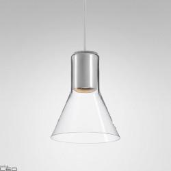 AQFORM MODERN GLASS Flared GU10 zwieszany