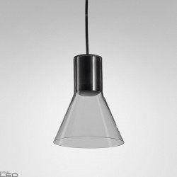 AQFORM MODERN GLASS Flared LED 230V suspended