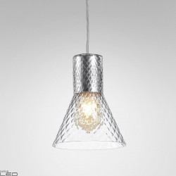 AQFORM MODERN GLASS Flared E27 suspended 50483