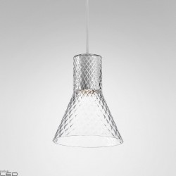 AQFORM MODERN GLASS Flared GU10 suspended 50480, 50549