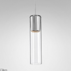 AQFORM MODERN GLASS Tube GU10 suspended 50470, 50529