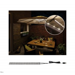 Paulmann Mobile Lighting for an umbrella
