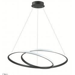 AUHILON ROSSO pendant lamp LED 48W