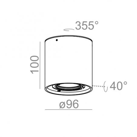 AQUAFORM TUBA 50 230V surface 45921