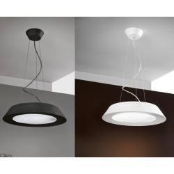 LINEA LIGHT CONUS 7275, 7538 wisząca LED 21W biała, czarna