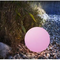 Linea Light OH! 15167 outdoor ball lamp LED RGB 115cm