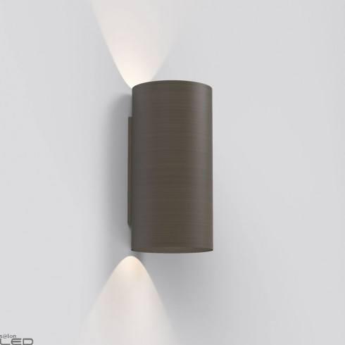 Astro YUMA 240 LED Kinkiet ścienny biały, czarny, nikiel, brąz