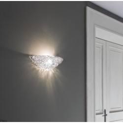 LINEA LIGHT ARTIC W2 4662 wall light glass