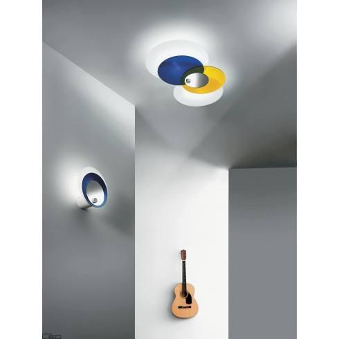 LINEA LIGHT HULA HOOP surface lamp
