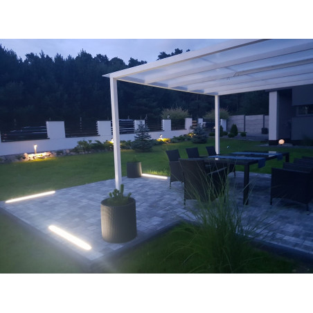 BRUK LINE outdoor recessed  LED lamp