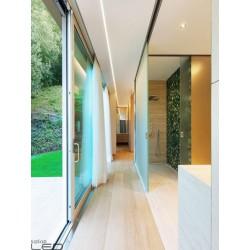 Profil LED KOZMA - wąska linia światła 13mm