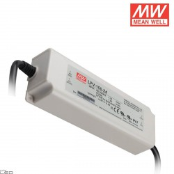 Zasilacz MEAN WELL 150W LPV-150 12V/24V DC WODOODPORNY IP67