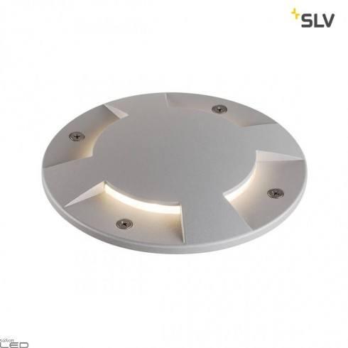SLV Big Plot cover aluminium silver grey 1001253 4 directions