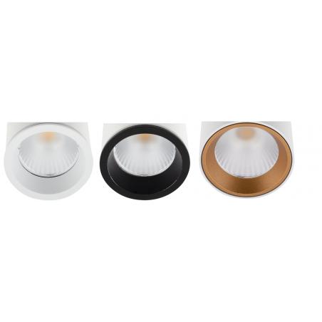 Maxlight TUB Decorative ring RC0155 / C0156 white, black, gold