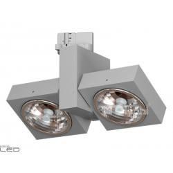 CLEONI Aspen T008A2Th projektor track 2x60W