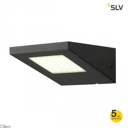 SLV IPERI WL 231315 anthracite wall LED