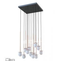 CLEONI COTTON Panel DM101/Z/ET Lampa wisząca