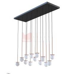 CLEONI COTTON DM101/Z/HF2 Lampa wisząca 14xG9
