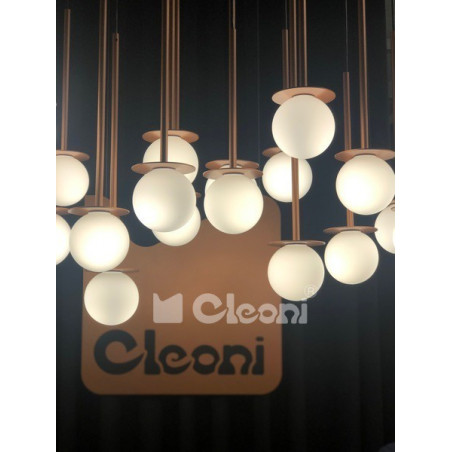 CLEONI COTTON DM101 / Z / HF3 Hanging lamp 13xG9
