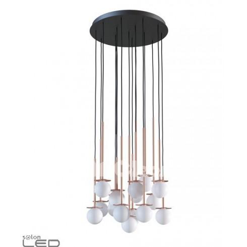 CLEONI COTTON DM101/Z/HF4 Lampa wisząca 16xG9