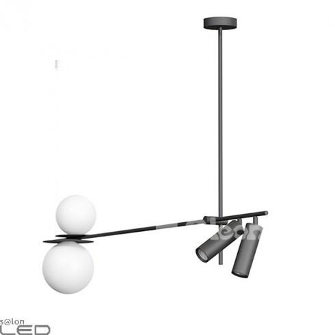CLEONI DUO Hanging LED + 2xG9 lamp