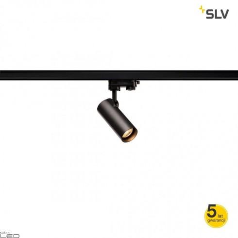 SLV HELIA 50 track reflector LED 3F 11W white, black