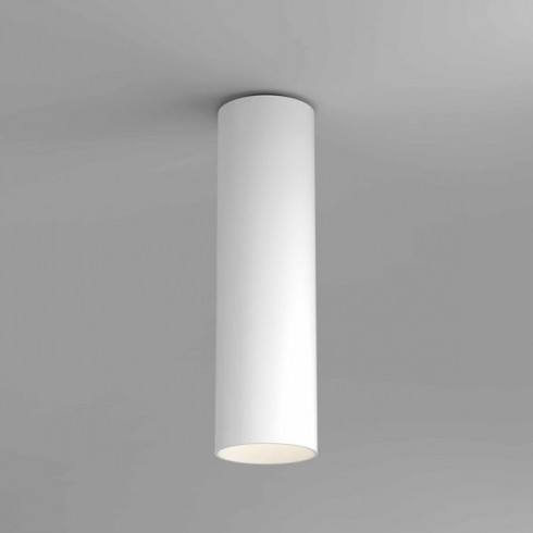 Astro YUMA Surface 250 LED ceiling lamp white, black, nickel, bronze
