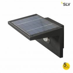SLV ANGOLUX SOLAR 1002597 wall lamp IP54 anthracite