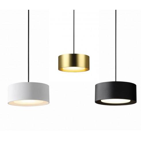 Lampa wisząca ELKIM BRAKET/Z 229 biała, złota, czarna