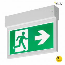 SLV P-LIGHT 240000 emergency exit light LED 26,5cm