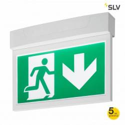 SLV P-LIGHT 240002 emergency exit light LED 30cm