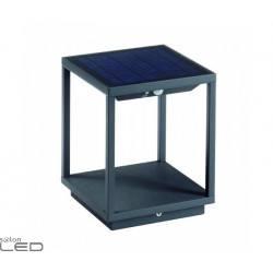 DOPO SOLEI lampa ogrodowa, solarna 3,5W LED