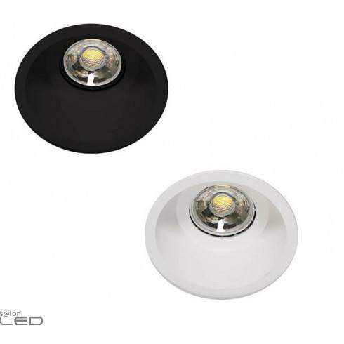 Kohl Moon K50110 oprawa GU10 biała, czarna