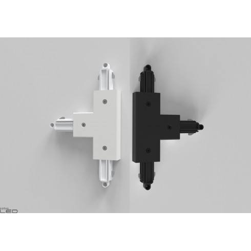 Track Connector T right/left for systems 1F white, black