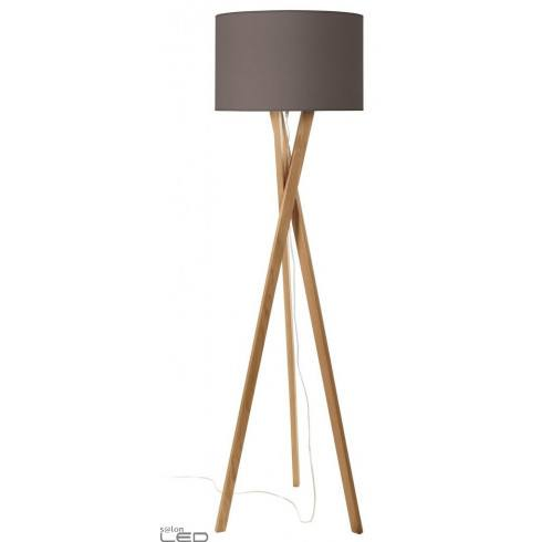 EXO WOOD floor lamp