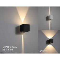 Wall lamp LED ELKIM QUATRO 300/2 IP65 up/down