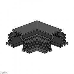 L-corner track for MULTITRACKS mechanical recessed