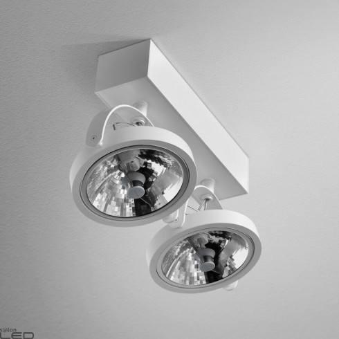 AQFORM CERES 111x2 R reflektor 15112-0000-T8-PH 2x50W AR111
