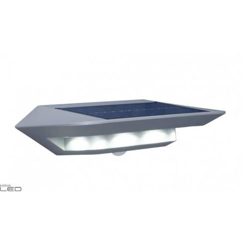 LUTEC GHOST SOLAR Wall IR Solar Integrated Panel PIR Sensor