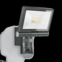 Naświetlacz LED 21W Steinel XLED CAM1 z kamerą antracyt