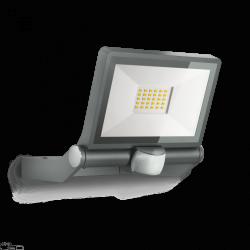 Naświetlacz LED 23,5W Steinel XLED One z czujnikiem antracyt, biały