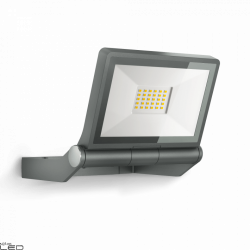 STEINEL XLED ONE floodlight LED 23,5W white, anthracite