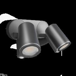 STEINEL SPOT DUO kinkiet antracyt LED 15W z czujnikiem